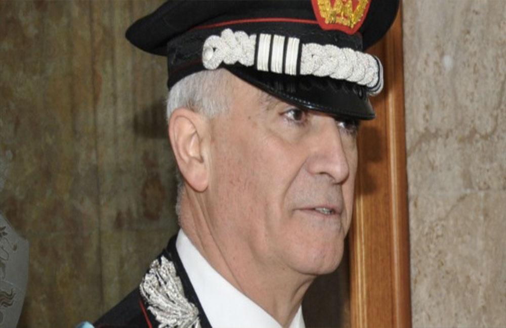 Tullio Del Sette Da Graffignano Al Comando Dei Carabinieri Tusciaup