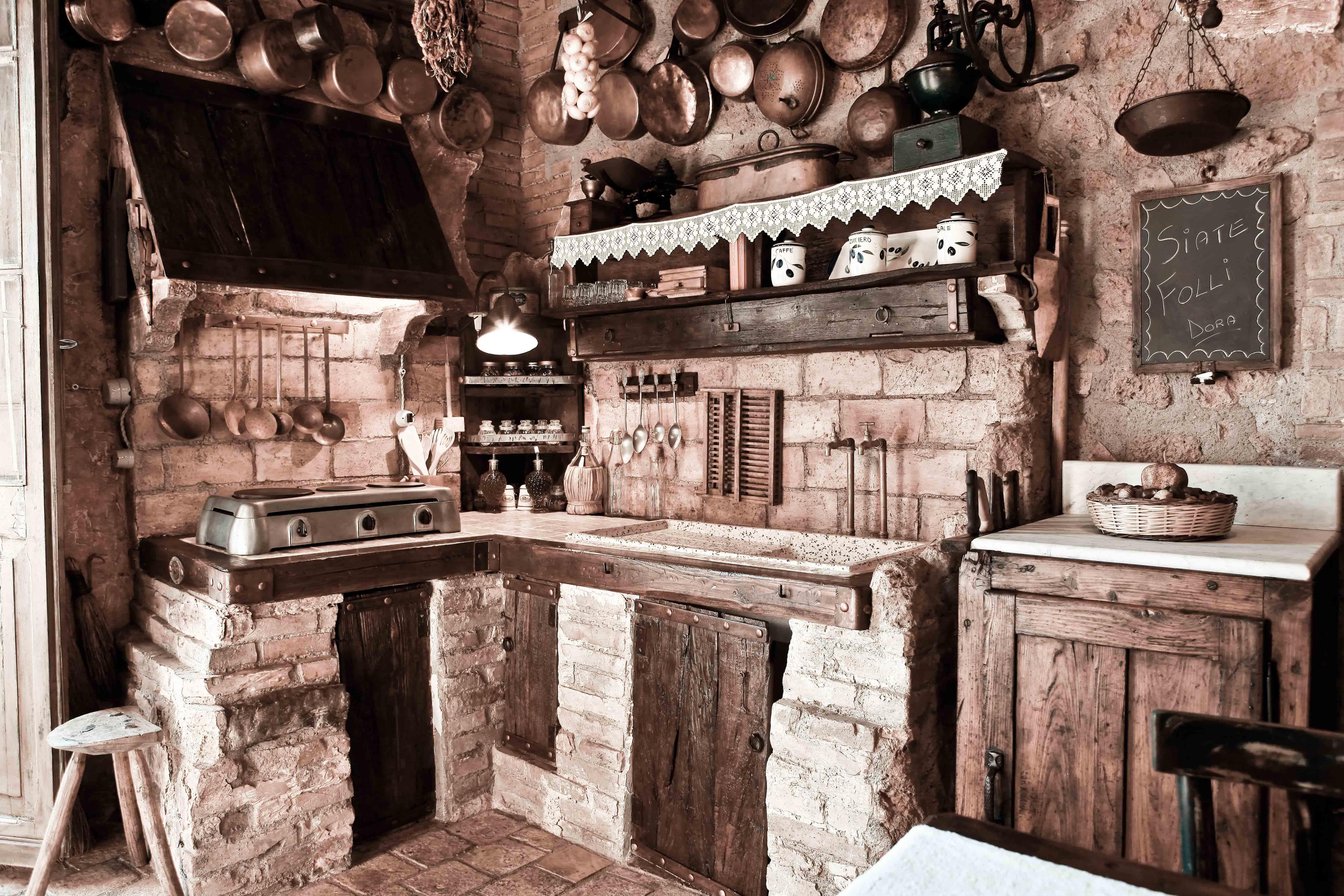 L 39 antica dimora cena per due a capranica ma non solo for Cucina romana antica