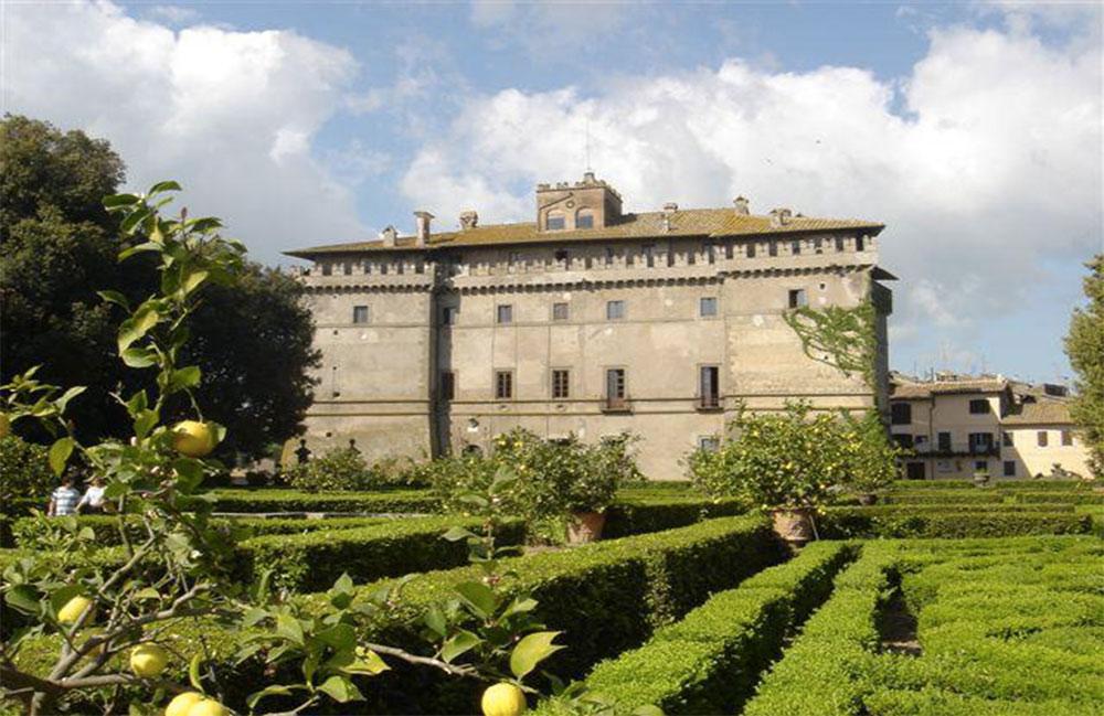 Risultati immagini per castello ruspoli vignanello