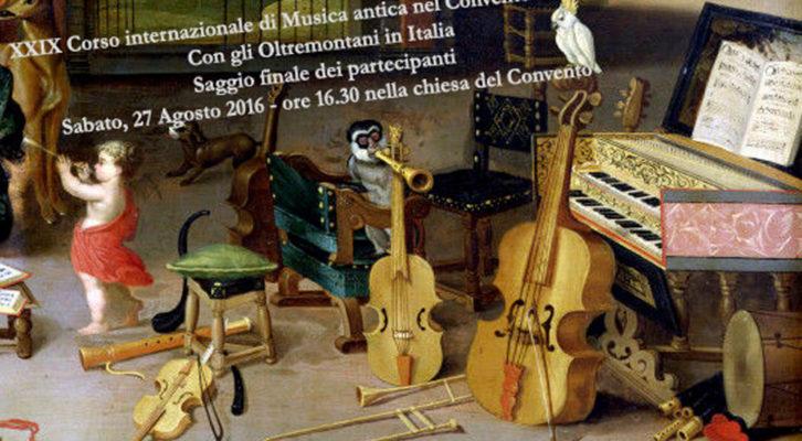 Corso internazionale di Musica antica a Celleno
