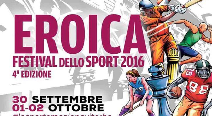 Eroica 2016: il Festival dello Sport che anima le piazze