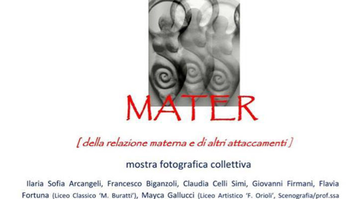 Mater: mostra fotografica collettiva solidale alla Sala Anselmi