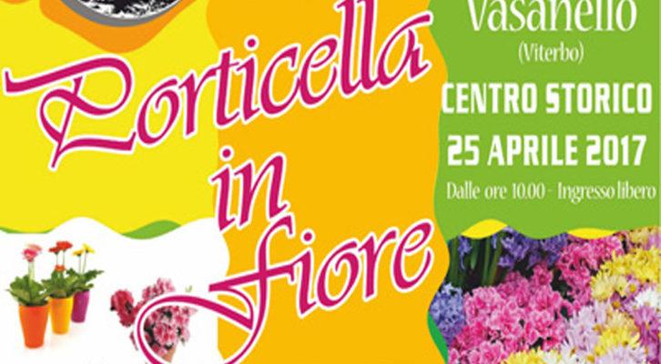 Porticella in Fiore: il borgo di Vasanello si fa set da fiaba
