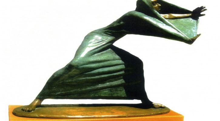 Il corpo leggero: mostra dello scultore Vigoroso