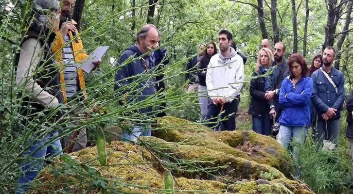 Bosco Esoterico di Bagnaia: il premio Le Streghe di Montecchio