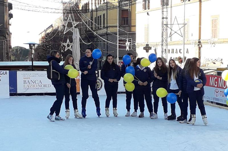 Grandissimo successo per la prima edizione della Vbc On Ice a Viterbo | TusciaUp
