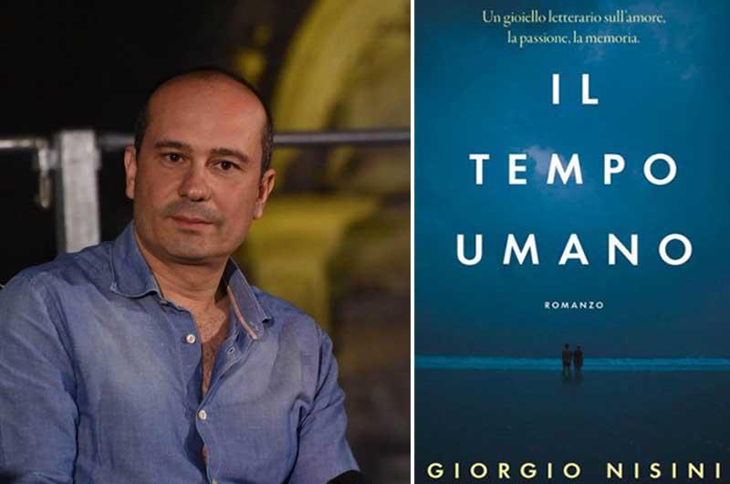 """Giorgio Nisini, in uscita l'ultimo romanzo """"Il tempo umano"""",quello ..."""
