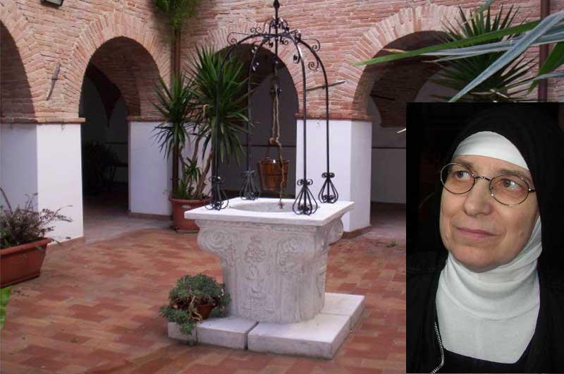 Suor Annunziata Campus, 50 anni di professione religiosa nelle clarisse di cui 47 a Santa Rosa   TusciaUp